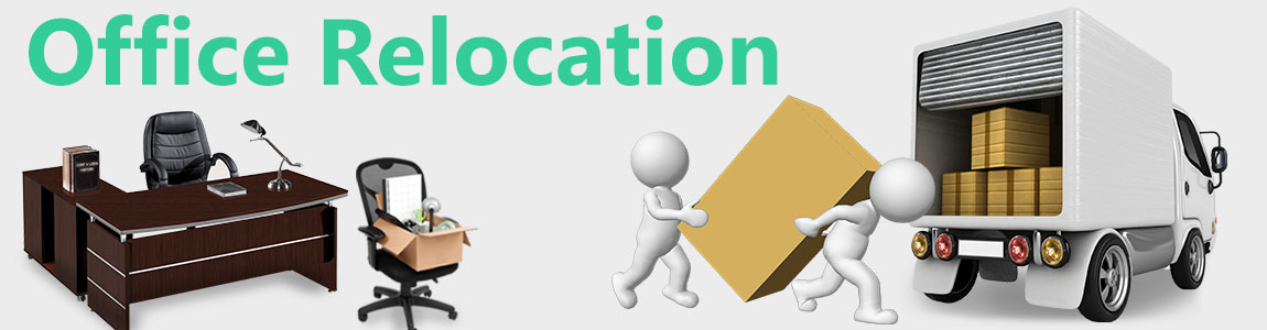 Office relocation UK